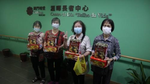 滙暉長者中心:不一樣的母親節慶祝活動